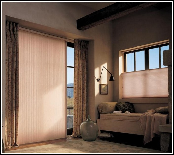 How Many Curtain Panels For Sliding Glass Doors