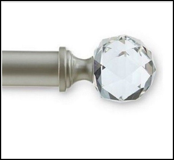 Jcpenney Crystal Ball Curtain Rod