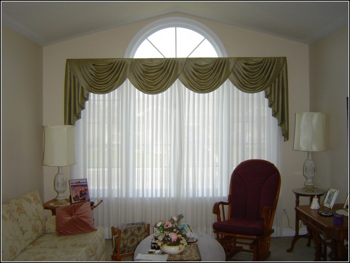 Large Picture Window Curtain Ideas Curtains Home