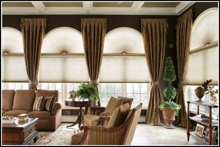 Large Window Treatment Ideas Pictures