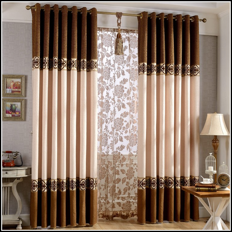 Living Room Blinds Vs Curtains Curtains Home Design