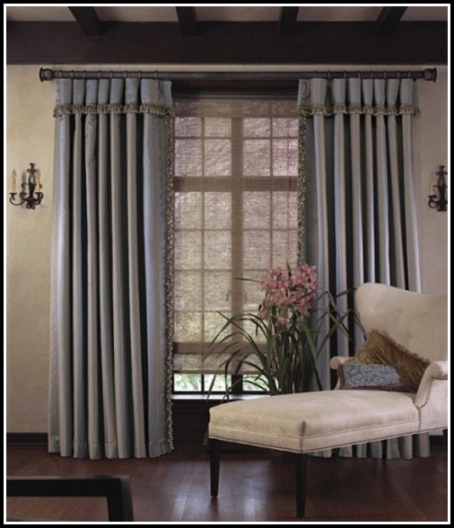 Making Curtains For A Sliding Glass Door