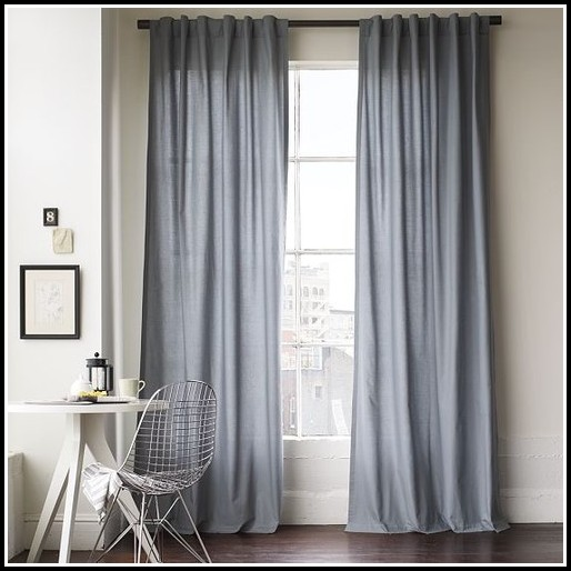 Modern Ideas For Living Room Curtains
