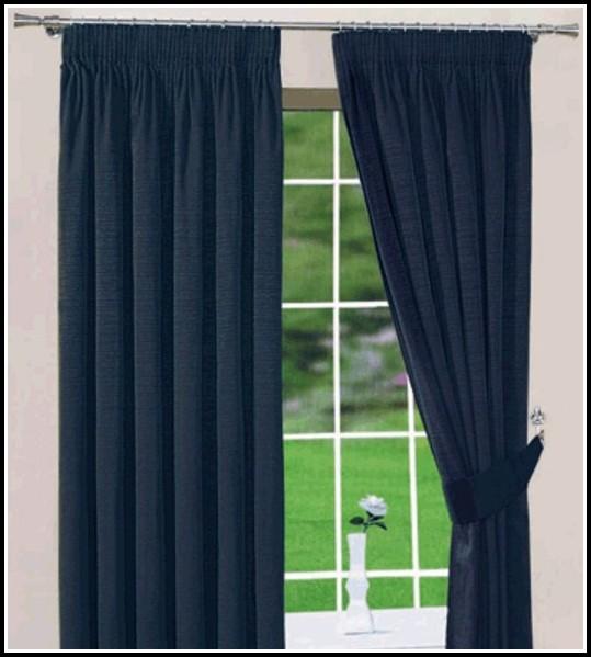 Navy Blue Blackout Curtains Walmart Curtains Home