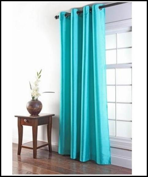 Outdoor Grommet Top Curtain Panels