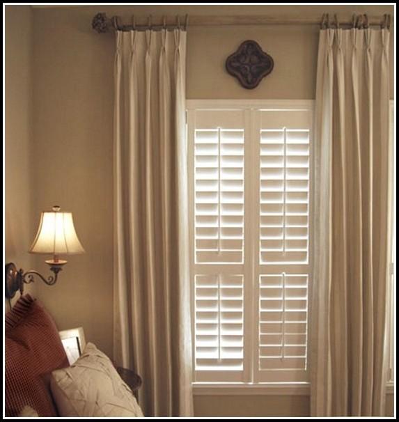Picture Window Treatment Ideas