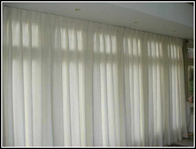 Pinch Pleated Semi Sheer Curtains Download Page Home