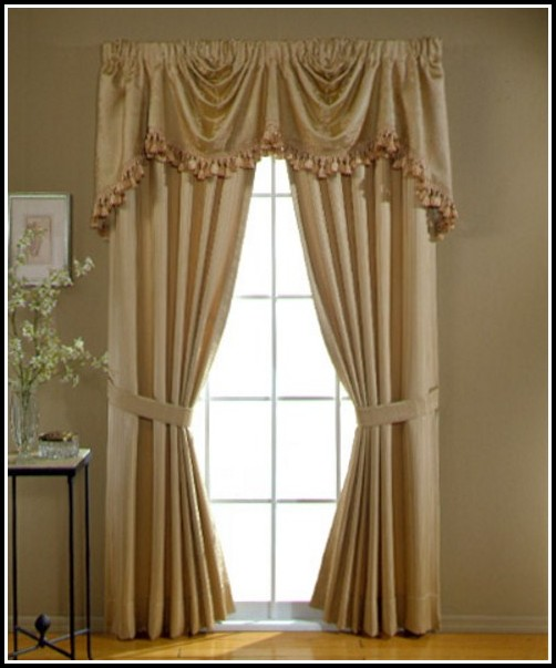 Primitive Curtains For A Picture Window Download Page