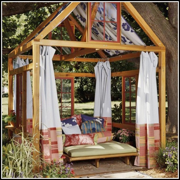 Privacy Curtains For Outdoor Gazebos