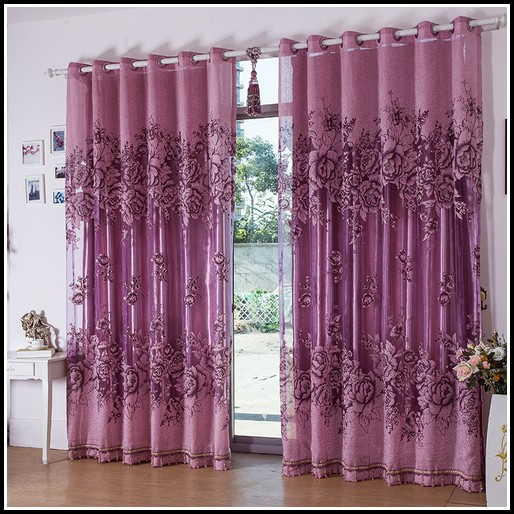 Purple Blackout Curtains Australia Curtains Home