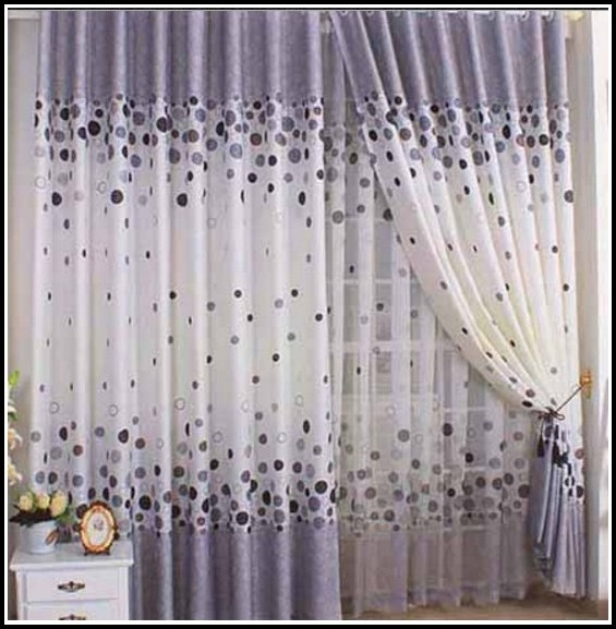 Purple Polka Dot Sheer Curtains Download Page