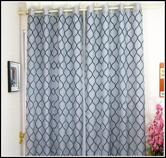 Recommended Curtain Size For Window