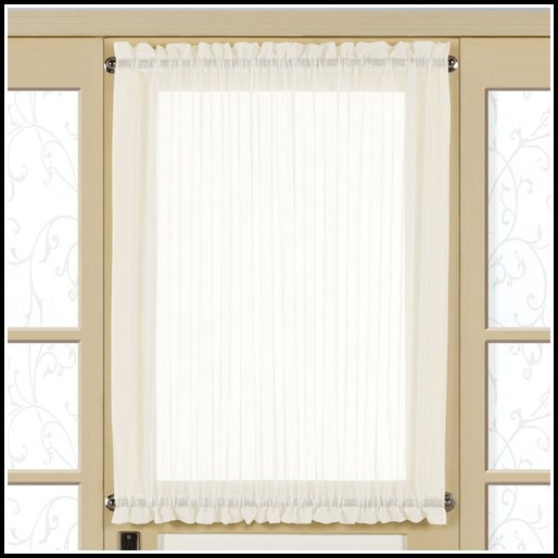 Blackout French Door Panel Curtains Curtains Home