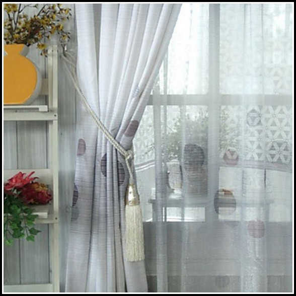 Rod Pocket Sheer Curtains Australia