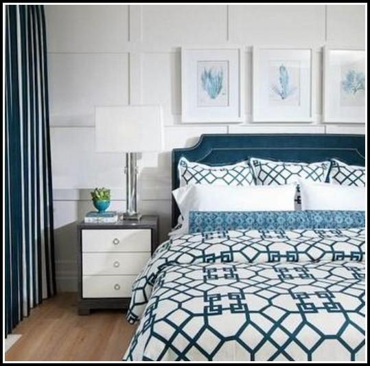 Royal Velvet Seaside Blue Curtains