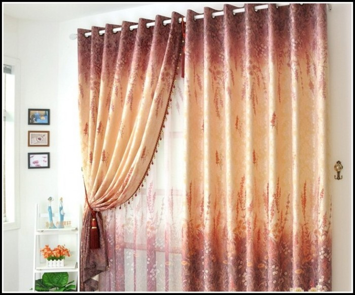 Living Room Curtains Country Style Curtains Home