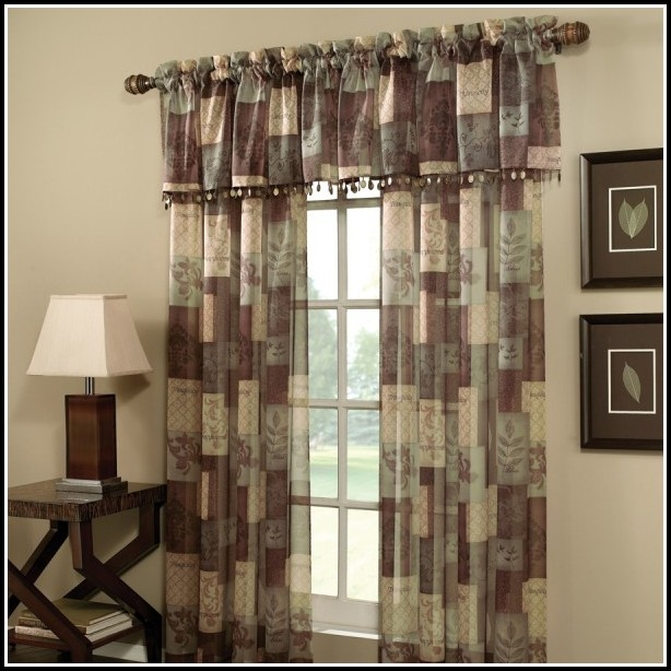 Sage Colored Curtains Kitchen: Sage Colored Kitchen Curtains