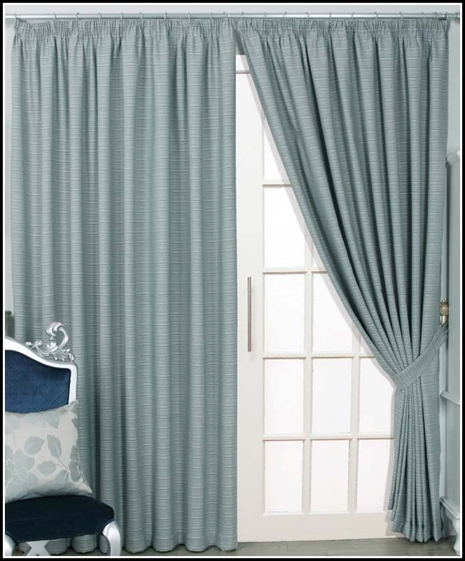 Tab Top Thermal Door Curtain Curtains Home Design