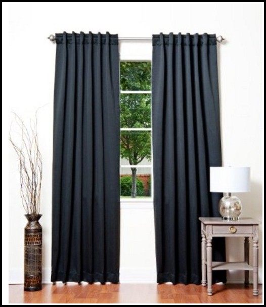 Sliding Patio Door Blackout Curtains Download Page Home