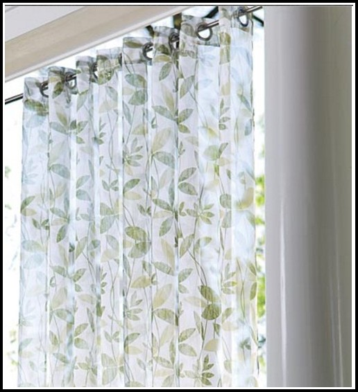 Solar Indoor Or Outdoor Window Curtain Grommet Panels