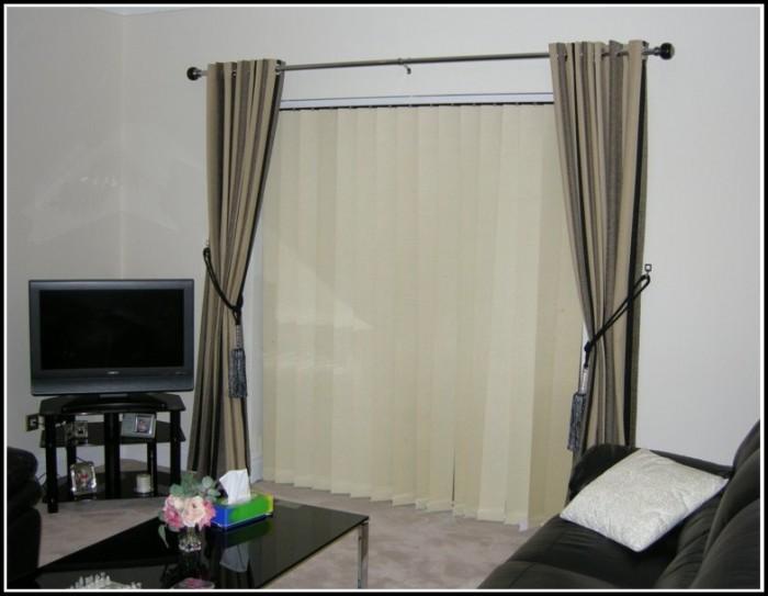Vertical Blinds Net Curtains