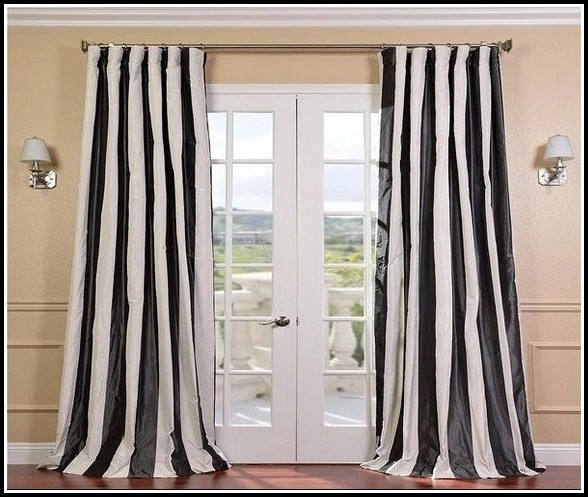Vertical Striped Black And White Curtains Curtains Home Design Ideas 2md9gm9poj35823