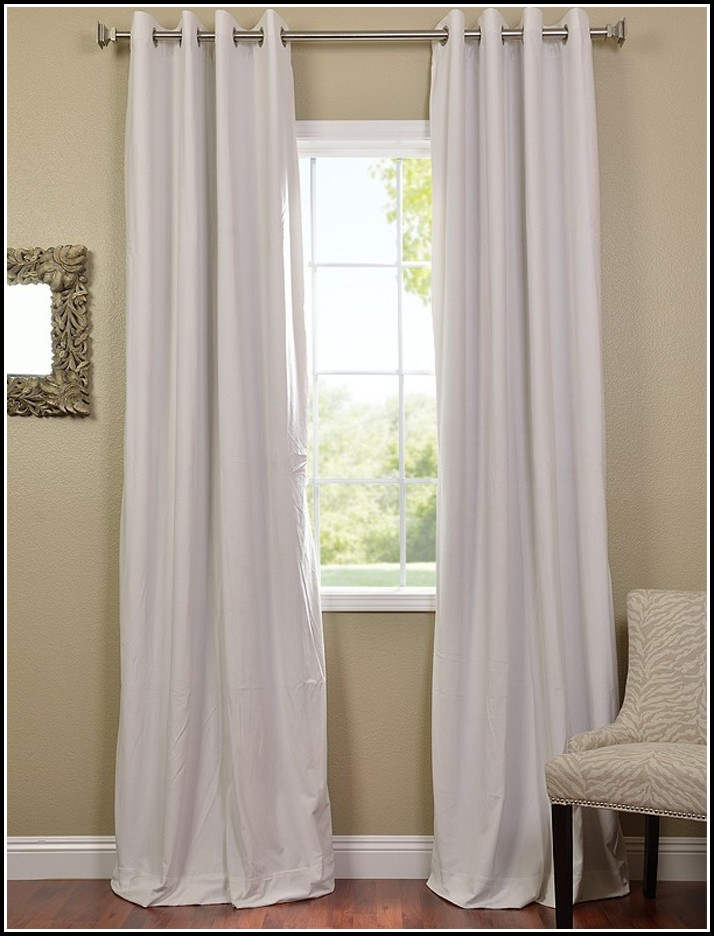 White Blackout Curtains 84 Grommet Download Page Home Design Ideas Galleries Home Design