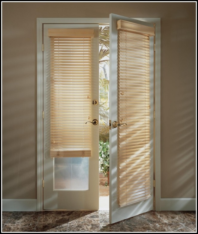 Wood Blinds With Sheer Curtains