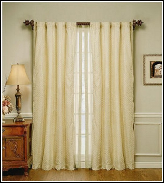 Curtain Rods For Very Wide Windows Curtains Home