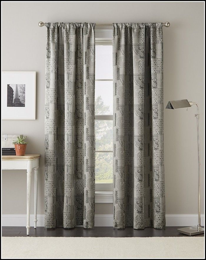 Double Curtain Rods 144 Inches - Curtains : Home Design ...