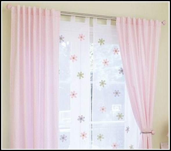 Next Green And Pink Curtains