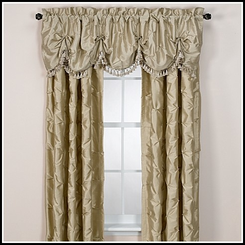Nicole Miller Chateau Curtains