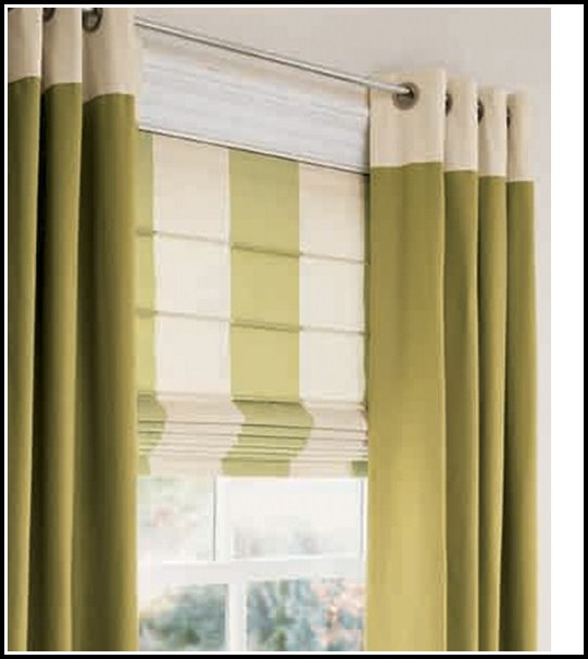Window Dressing Blinds And Curtains