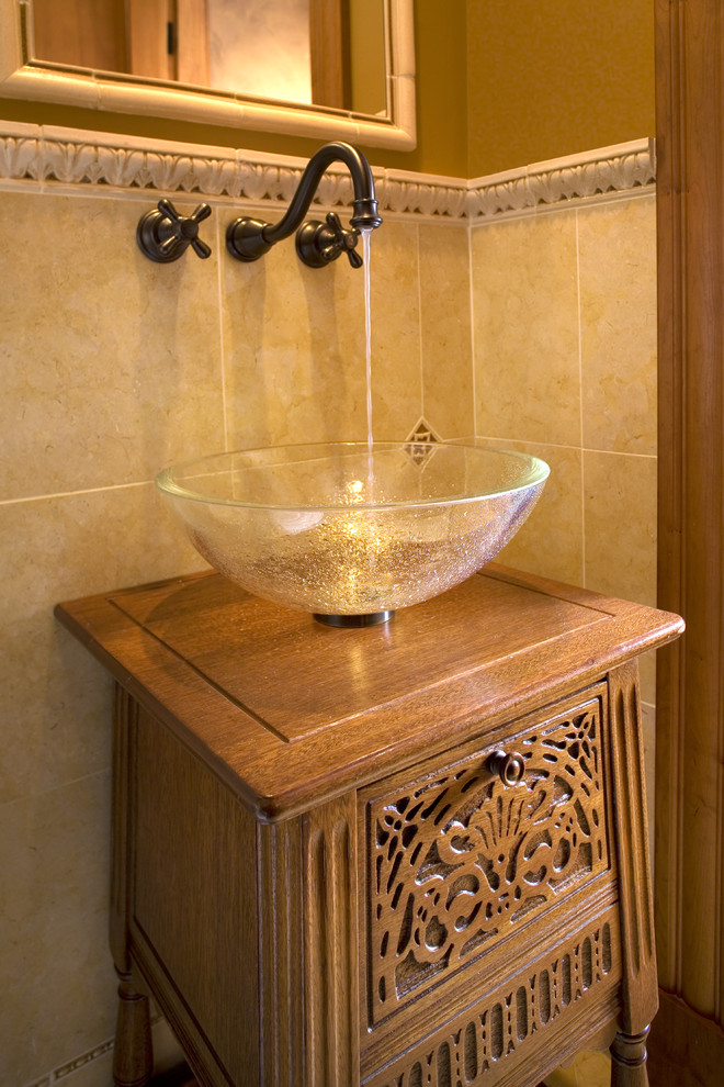 12 Inch Vessel Sinks Glass