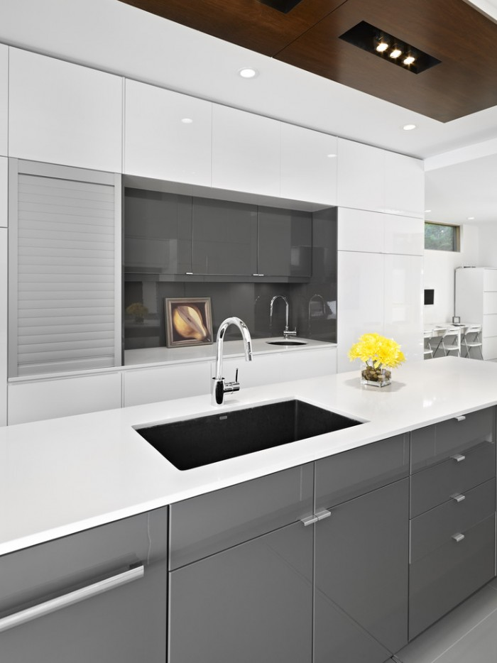 3 Compartment Residential Kitchen Sink