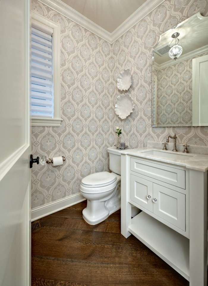 30 Inch White Vanity with Sink
