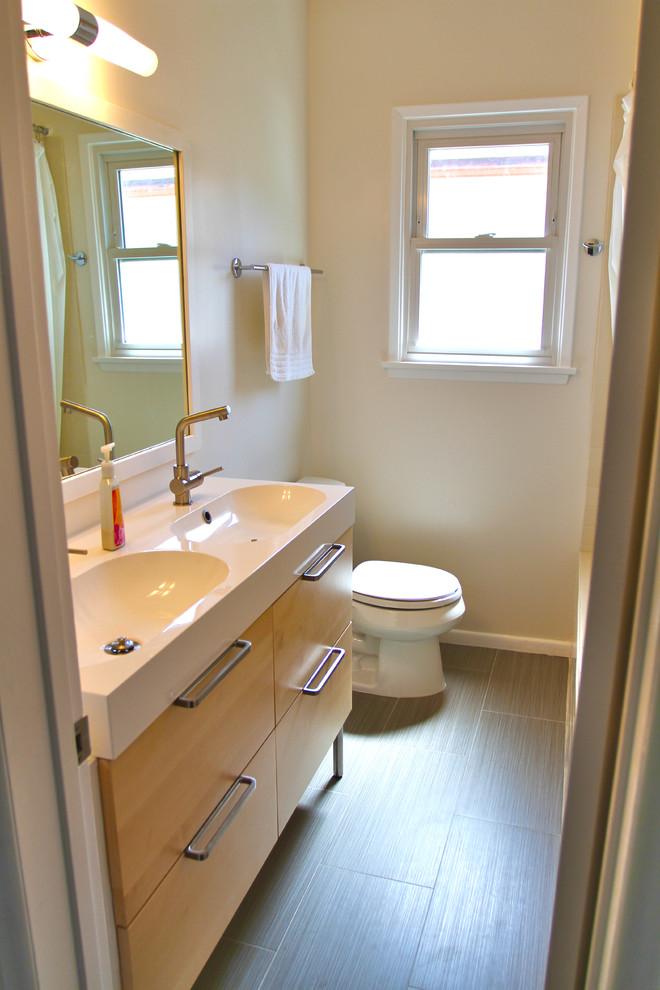 55 Inch Double Sink Vanity