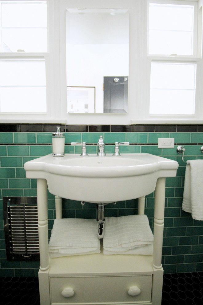 American Standard Retrospect Sink and Washstand