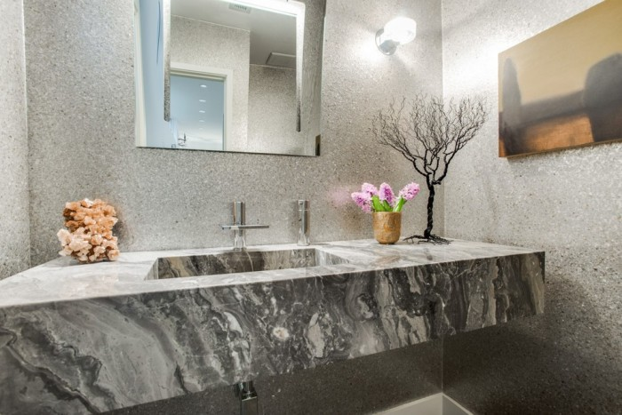 American Standard Service Sink Installation