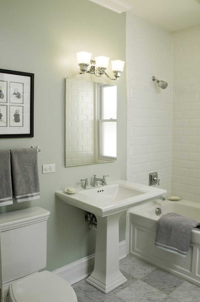 Around Towel Bar for Pedestal Sink
