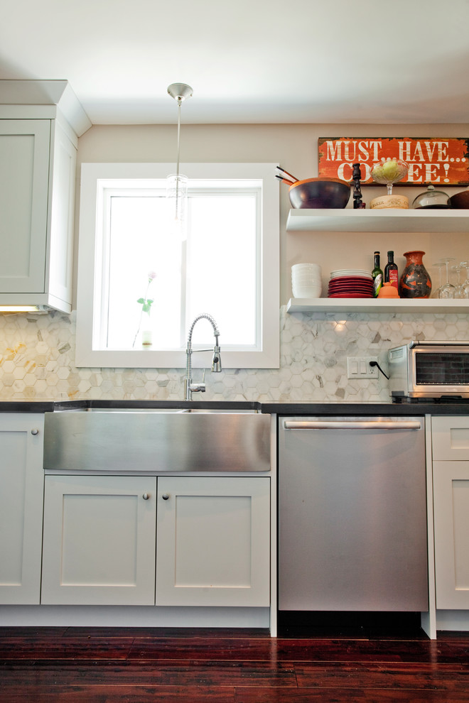 Cast Iron Apron Farmhouse Sink