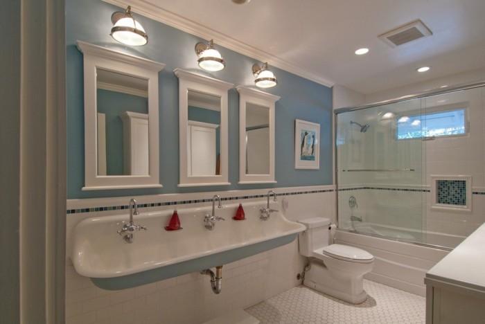 Duravit Trough Sink Bathroom