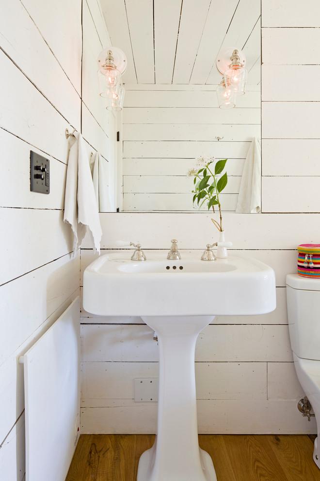 Extra Wide Pedestal Sink