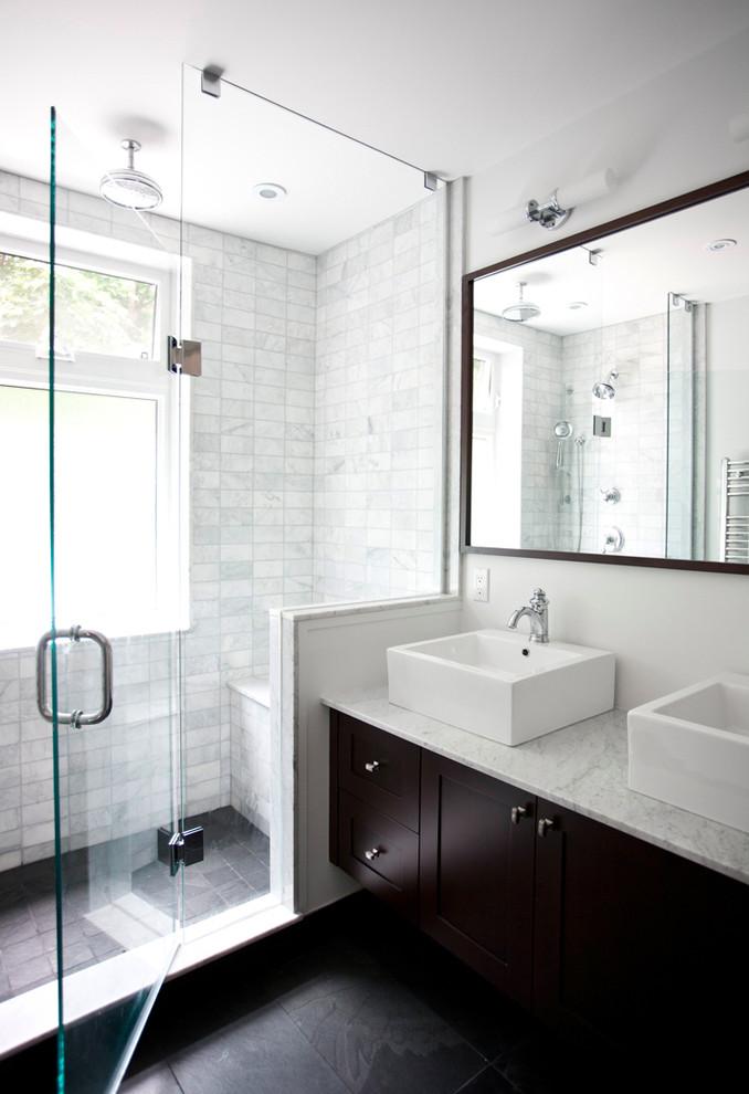 Glass Vessel Sinks for Bathrooms