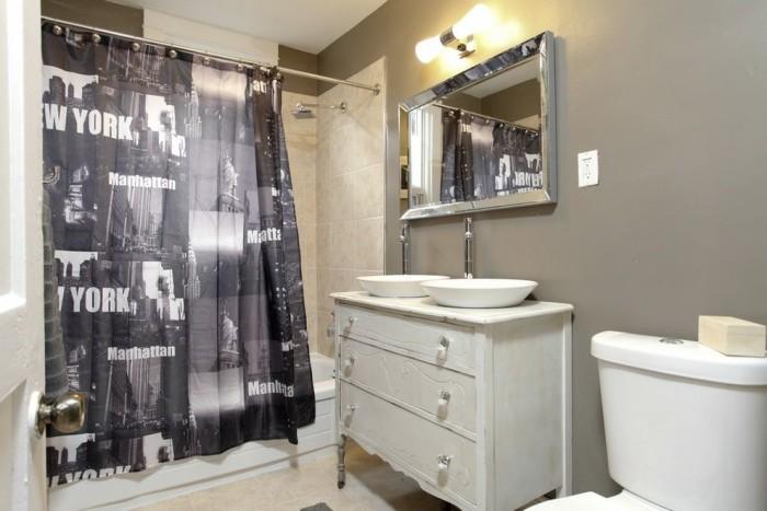 Ikea small double sink vanity cloakroom home design for Ikea double bathroom vanity