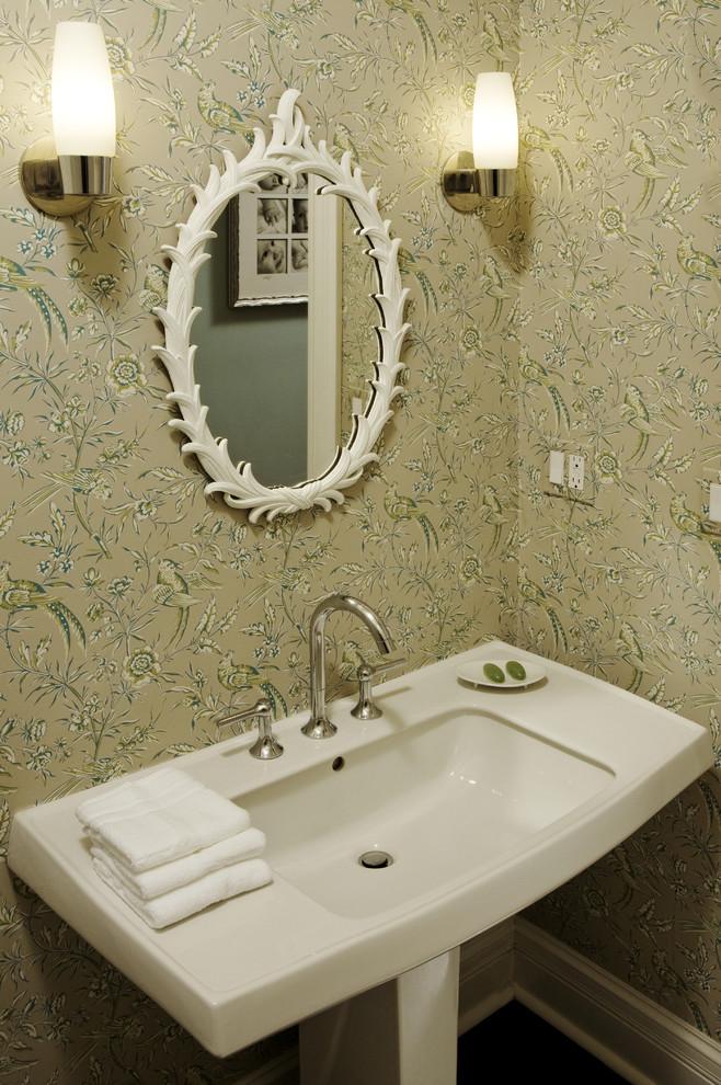 Kohler Devonshire Pedestal Sink Dimensions