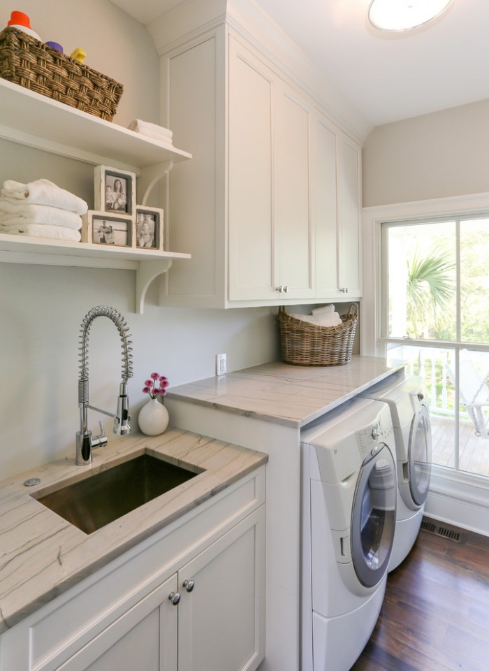 Laundry Room Sink Faucet with Sprayer - Utility Room : Home Design ...