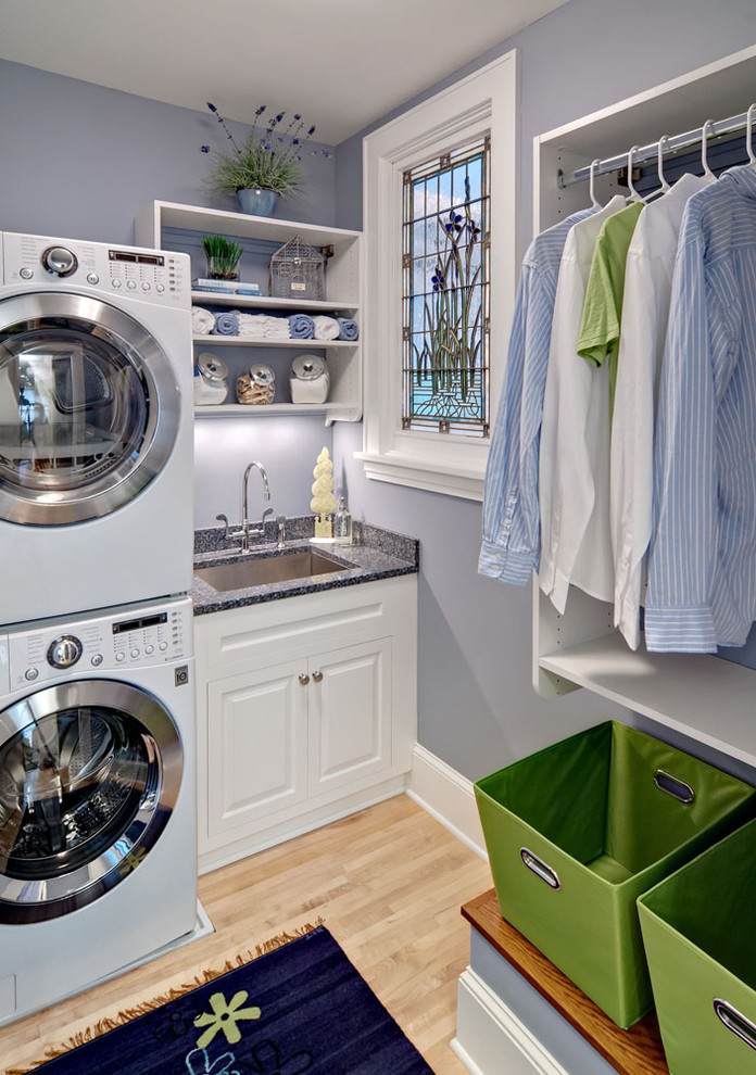 Laundry Utility Sink Cabinet