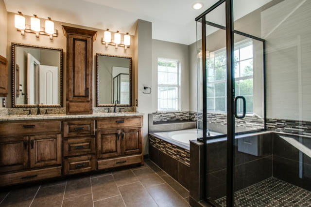 Marble Vanity Tops with Double Sink