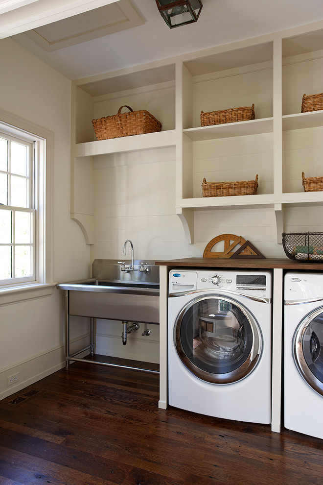 Mustee Laundry Sink 10